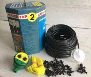Комплект для автоматического полива АкваДуся Water ТАР2 +60